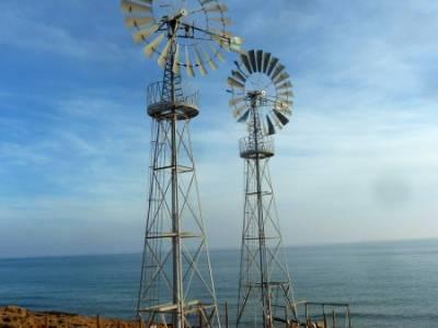 Calblanque y Calnegre - Cabo Tiñoso; excursiones fin de año; senderos viajes y turismo;rutas sende